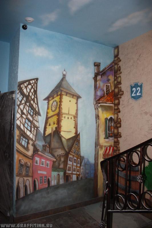 Граффити на заказ в нижнем новгороде