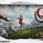 Lexus One, 3ksa, zloi граффити проект Время спорта