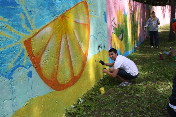 Граффити фестивали в нижнем новгороде
