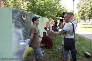 граффити и стрит арт в нижнем новгороде
